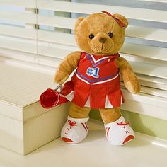 These ideals are important as you are not an expert in choosing presents, so an expert advice is required in Christmas gifts for dad ideas. More detail visit us at: http://www.caspiangifts.com/plush-chelsea-cheerleader-bear.html