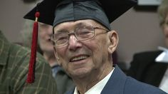 Robert Dexter from Damascus is a World War II veteran from Wayne County. He enlisted in the U.S. Navy in 1944 as a then 17-year-old junior at Damascus High School. After 72 years, he is finally getting his high school diploma.