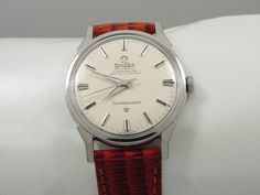 1966 OMEGA CONSTELLATION MEN'S VINTAGE WATCH