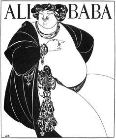 Ali Baba - Aubrey Beardsley - Wikipedia, the free encyclopedia