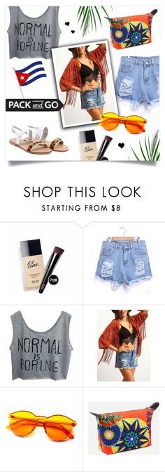"""""""#packandgo"""" by mahafromkailash ❤ liked on Polyvore featuring WithChic and Packandgo"""