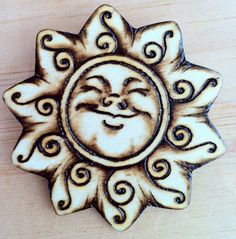 The Sun is the Brightest Star in the Sky  by Laurie and Joe Dietrich on Etsy