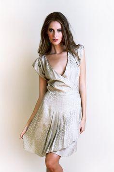 Jade Dress on Ethical Ocean ($185.00) #eco #spring