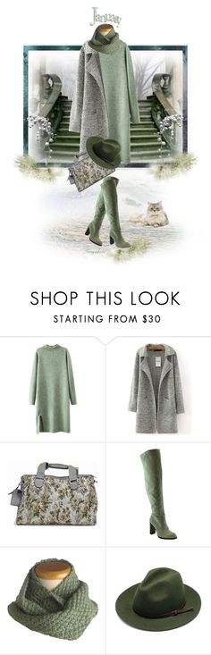"""""""Budget Fashion Styling under $200"""" by ragnh-mjos ❤ liked on Polyvore featuring Chicnova Fashion, Laundromat, women's clothing, women's fashion, women, female, woman, misses and juniors"""