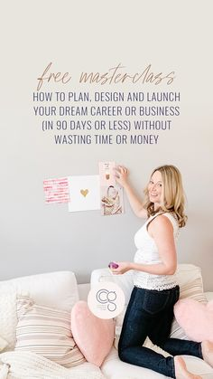 Work is changing fast. Now more than ever, it's the perfect time to make your dream career or business happen. Invest 75 minutes of your time with me and create a plan to feel fully ALIVE in an awesome career. My goal for you is that you will know the exact steps you need to go from work you HAVE to do...to work you LOVE to do. Dream Career, Career Goals, Career Advice, Goal Planning, Motivation Goals, Feeling Stuck, Secret To Success, Love Your Life, Find A Job