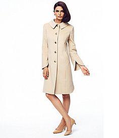 Katherine Kelly BellSleeve Cashmere Walker Coat #Dillards One day..one day...