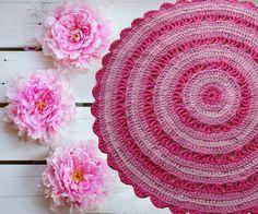 Romantic crocheted rug Finnish design Romantic, Rugs, Design, Farmhouse Rugs, Romance Movies, Romantic Things, Rug, Romance