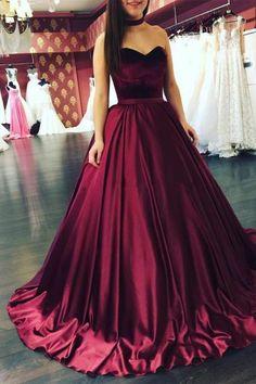 burgundy ball gowns,burgundy wedding dresses,sweetheart dress,wedding gowns 2017,sexy wedding dresses