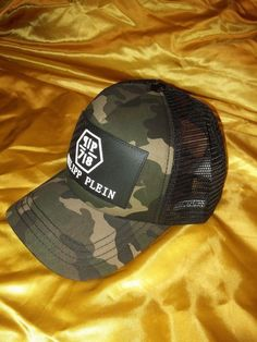 c2b201a4123 Philipp Plein hat Camouflage color baseball cap Model 2018  fashion   clothing  shoes  accessories  mensaccessories  hats (ebay link)