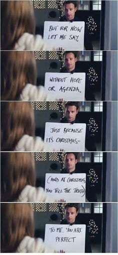 Love Actually (2003) © Movie Quotes