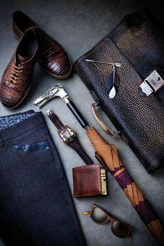 Blog on men's fashion