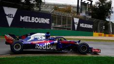 Brendon Hartley Scuderia Toro Rosso STR13 qualifying at Australian Grand Prix, Melbourne - Saturday 24 March 2018