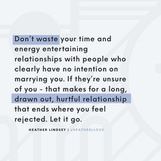 """10k Likes, 245 Comments - Heather Lindsey (@heatherllove) on Instagram: """"Ever been in a relationship & you weren't clear on the goal or where it goes from there? He isn't…"""""""