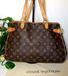 Authentic Louis Vuitton Batignolles Horizontal by My3LadiesJewelry, $595.00