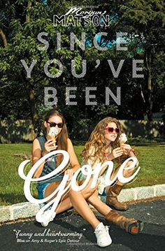 Since You've Been Gone by Morgan Matson http://www.amazon.co.uk/dp/1471122662/ref=cm_sw_r_pi_dp_QDfmub0P96YCH