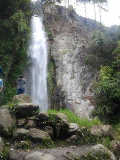 Waterfall Tipang - Humbang Hasundutan