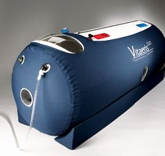 HBOT (hyperbaric oxygen therapy) is painless, non-invasive, and a great way to relax!    www.drannhuycke.com