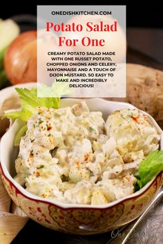 Single Serve Meals, Single Serving Recipes, Meals For Two, Small Meals, Serving Dishes, Kitchen Dishes, Food Dishes, Side Dishes, Salad Dressing Recipes