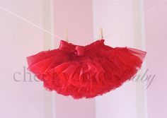 red tutu...maybe we could get them in navy