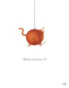 What do cats dream of? - Alijt Emmens