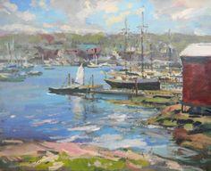 September Harbor, Charles Movalli