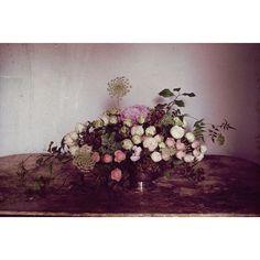 """@joflowers #florist #tablearrangements #roses"" Photo taken by @joflowers on Instagram, pinned via the InstaPin iOS App! http://www.instapinapp.com (08/16/2013)"