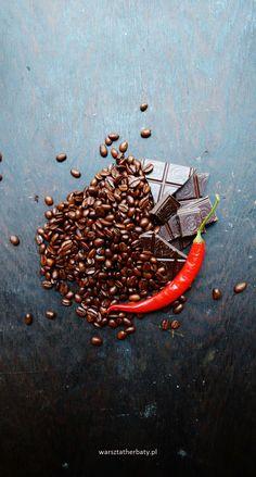 Kawa Azteków - Czekolada Chilli  Warsztat Herbaty  COFFEE CHOCO - CHILLI