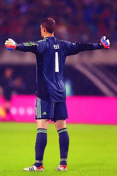 Manuel Neuer German Goal Keeper