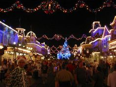 My Disney Top 5 - Things to do at Walt Disney World During the Christmas Season