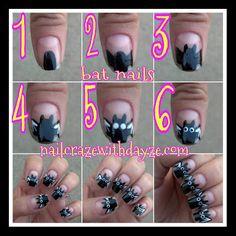 black gel nails - Google Search | Rawr! Nails i love | Pinterest ...