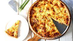 Tex Mex, Cheddar, Pesto, Quiche, Breakfast, Food, Morning Coffee, Cheddar Cheese, Essen