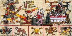 La muerte segun los mayas