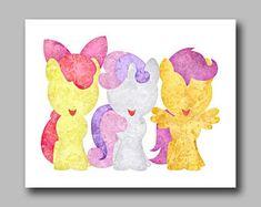 Diy Birthday, Birthday Gifts, My Little Pony Bedroom, American Gothic Parody, Crusaders, Just Smile, Mlp, Bloom, Cupcakes