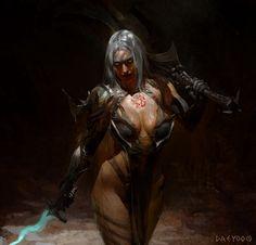Countess Batory by hdy9108