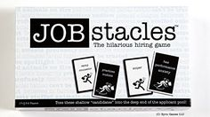 Jobstacles >>> Click image for more details.