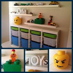 40+ Awesome Lego Storage Ideas »