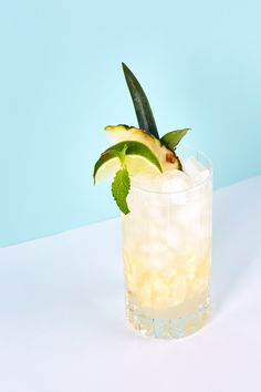 Recipe: Fizzy Pineap
