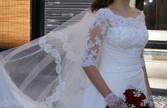 Novo vestido publicado! San Patrick mod. Barbados por só 220€! Economize um 72%!   http://www.weddalia.com/pt/loja-vender-vestido-de-noiva/san-patrick-mod-barbados/ #VestidosDeNoiva via www.weddalia.com/pt