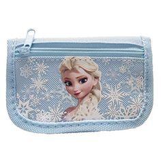 1 Pc Licensed Disney Princesses PVC Bifold Wallet