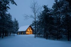 Upstate New York green (energy efficient) house (Hudson Passive Project)