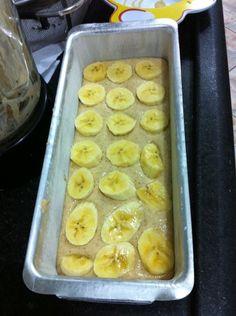 bolo de banana sem farinha e sem açucar                                                                                                                                                                                 Mais