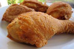 Southern Fried Chicken (Look out KFC!) (Paula Deen). Photo by gailanng
