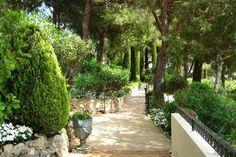 St-Jean-Cap-Ferrat, France: Gardens at Grand Hotel du Cap Ferrat