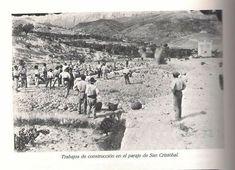Parage San Cristóbal.Cocentaina