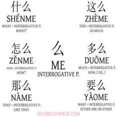 Words from Common Chinese Characters