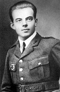 Antoine Marie Jean-Baptiste Roger de Saint-Exupéry was born in Lyon, France in 1900 into a family with long-established roots in the French aristocracy. His family included an ancestor who fought with the American revolutionaries at the Battle of Yorktown in 1781. Source: http://www.aviation-history.com/airmen/exupery.htm