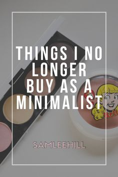 Save yourself the money and stop buying these things. Old Makeup, Makeup Wipes, Workout Attire, Consumerism, Cotton Pads, Long A, Clutter, Save Yourself, Lifestyle Blog