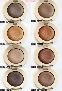 Review: Milani Bella Eyes Gel Powder Eyeshadow