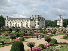 Chateau Chenonceau - França