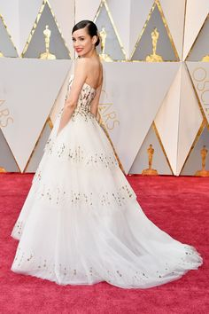 Oscars 2017 Best Dressed Red Carpet Looks | Teen Vogue